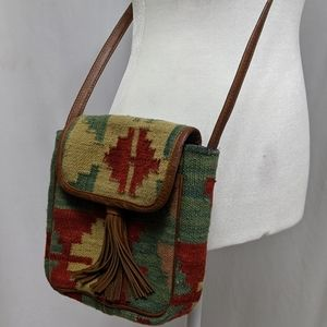 Aztec Navajo Crossbody Purse